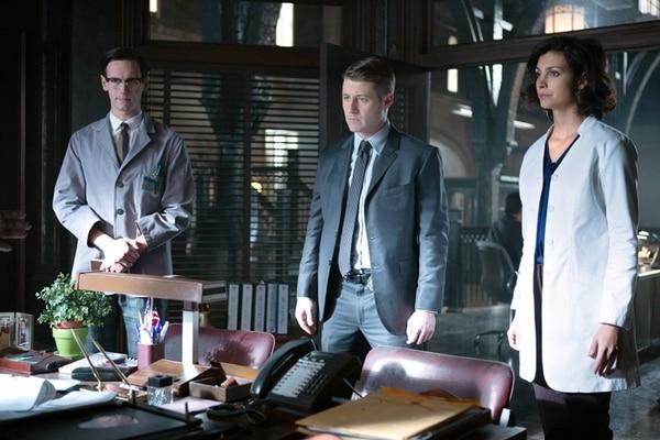 Batalla. El detective Jim Gordon (Ben McKenzie) intenta hacer justicia en medio de la corrupción Warner Channel para LN.