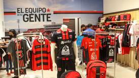 Alajuelense estrena tienda en City Mall y remodelará la del Morera Soto