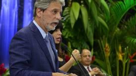 Ministro de Turismo cobró ¢25 millones por prohibición sin cumplir requisito
