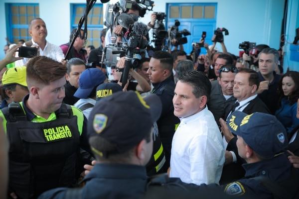 Carlos Alvarado es el nuevo presidente — Costa Rica