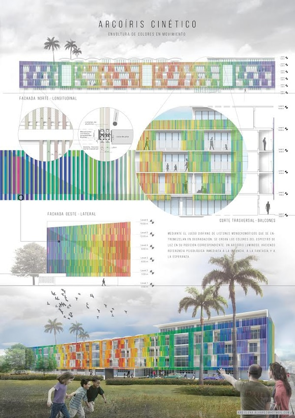 Hospital Nacional de Niños convertirá su fachada en un arco iris ...