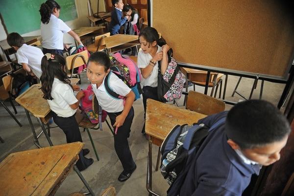 El Gobierno requiere los recursos para que las escuelas, la seguridad y todas sus funciones continúen operando. Albert Marín/Archivo
