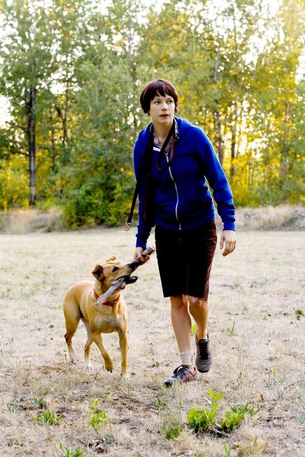 La película Wendy and Lucy cuenta con la actuación de Michelle Williams.