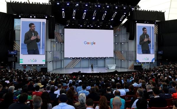 En la conferencia anual de desarrolladores Google I/O, celebrada en mayo de este año, se anunció la llegada de funcionalidades para mejorar el bienestar de los usuarios de dispositivos móviles. AFP