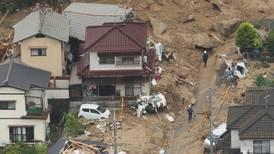 44 muertos y 21 desaparecidos es el balance de lluvias torrenciales en Japón