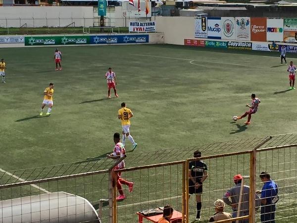 Santos de Guápiles venció 2-0 a Liberia en el estadio Ebal Rodríguez.