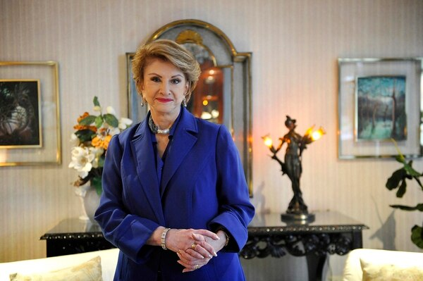 Doña Flora es una de las figuras más reconocidas y queridas de la televisión nacional. Melissa Fernández