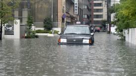 Alerta máxima y evacuaciones en Japón por lluvias torrenciales e inundaciones
