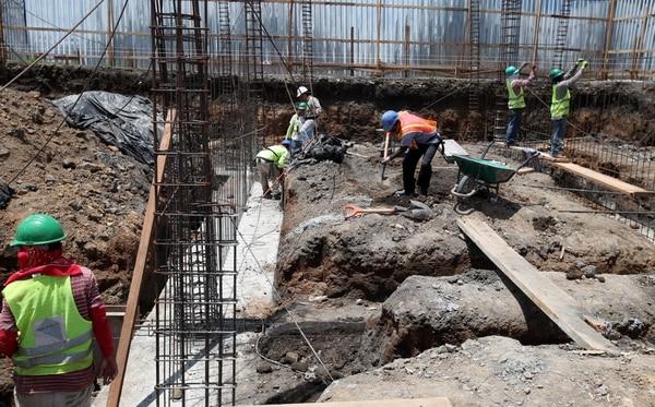 16/07/2017. En los últimos tres años, el Ministerio de Educación Pública (MEP) autorizó la contratación a más de 170 ingenieros privados para supervisar y hasta administrar la construcción y reparación de 571 obras con un costo de ¢129.000 millones. Foto con fines ilustrativos.