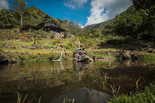 Parque Nacional cerro Chirripo. Foto: Alonso Tenorio / La Nación.