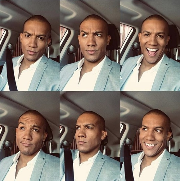 El video que subió Greivin Morgan a Instagram sobre su experiencia en el concierto de Luis Miguel hizo que nos doliera el estómago de la risa. Y hemos ido descubriendo otros igual de histriónicos ¡quién ve a Morgan! Foto IG