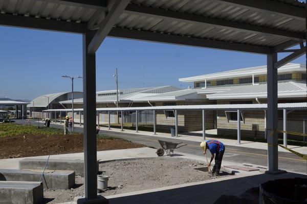 Nuevas instalaciones carcelarias en La Reforma, Alajuela