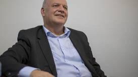 Doble postulación enfrenta a Rodolfo Piza con presidente de partido Nuestro Pueblo