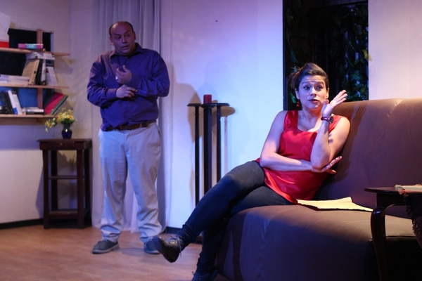 La comedia lleva al público a meditar sobre las diferencias y la tolerancia. Cortesía de Juan José Flores