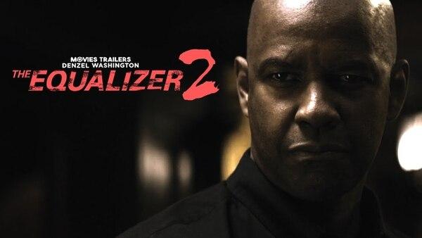 Actualmente Denzel Washington tiene 63 años de edad. No pierde su rudeza y la habilidad de llevar sus películas a emocionantes extremos.