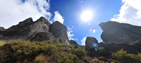 Actualmente Chirripó cuenta con dos rutas de acceso: una por San Gerardo de Rivas y otra por San Jerónimo. | RAFAEL PACHECO /ARCHIVO