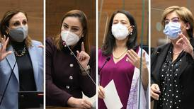 Partidos relegan a mujeres en papeletas de diputados