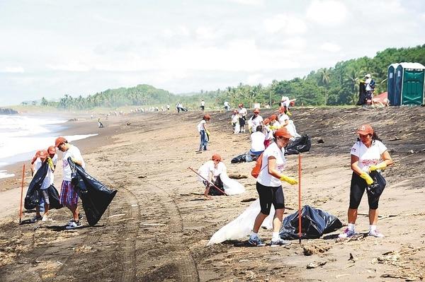 La jornada de limpieza contará con la participación de voluntarios.