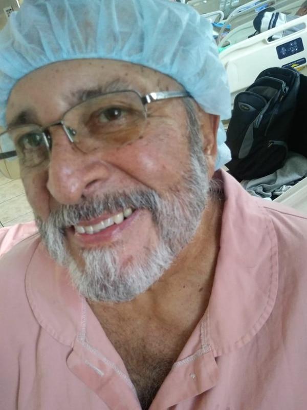 El reconocido productor musical Pigo Maffioli compartió en redes el susto de salud que enfrentó y del cual logró salir airoso. Foto: Cortesía