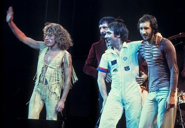 The Who inició la grabación de su álbum 'Tommy' en 1968. Esta ópera 'rock' se volvería una de sus joyas musicales. Wikicommons