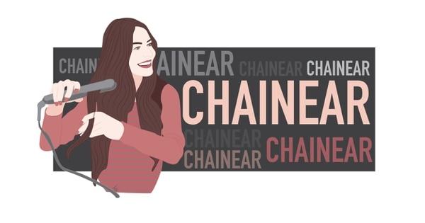 Chainear significa arreglarse. Ilustración: Francela Zamora.