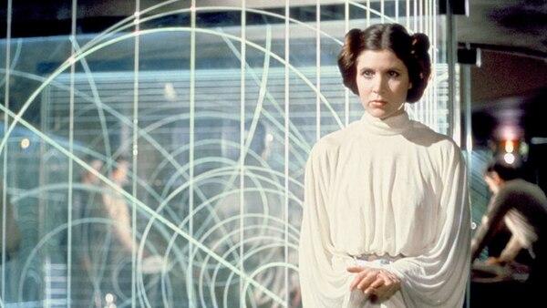 La princesa Leia se desempeñó como una líder táctica durante su juventud y en 'El despertar de la Fuerza' dirige la Resistencia contra su propio hijo. Foto: Archivo/Walt Disney Pictures.