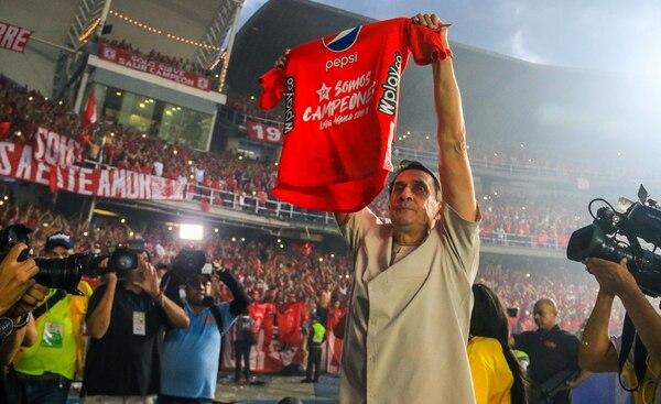 América de Cali suspende contrato al técnico Alexandre Guimaraes ...