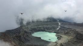 Laguna del Poás alcanza el nivel más alto de este año y sus aguas revelan que cráter sigue caliente