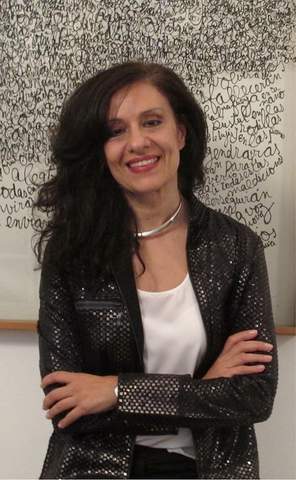 Andrea Giunta estuvo en febrero en Costa Rica para impartir un seminario en TEOR/éTica.