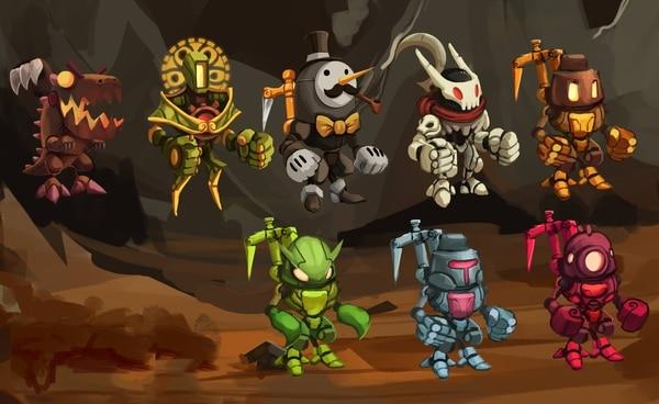 Hookbots es una de las principales apuestas del estudio de los hermanos Cartín, Tree Interactive.