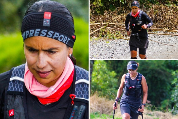 Ligia Madrigal en el Everesting Challenge Fotos Turrialba se mueve