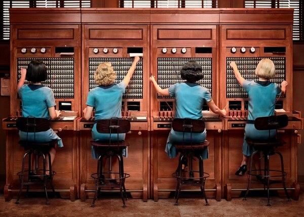 Las chicas del cable está ambientada en la ciudad de Madrid de los años 20. Fotografía: Netflix para La Nación.