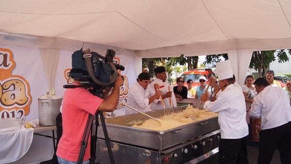 Productos de la provincia. Cartago prepara la segunda edición de la Feria de la Papa. Vertica Comunica para LN.