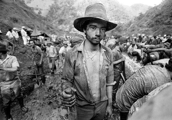 'Desesperanza'. Fotografía en blanco y negro. Fotografía: Zoraida Díaz para LN.