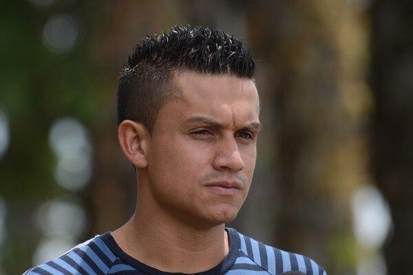 José Miguel Cubero vestirá el uniforme de la Liga durante todo el 2018. Foto Jonathan Jiménez
