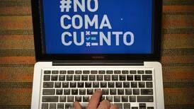 #NoComaCuento recibe premio 'Cátedra de la Democracia' del TSE