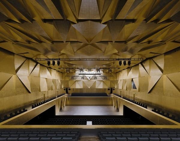 El edificio de la Filarmónica de Szczecin (Polonia) una obra de los arquitectos Barozzi/Veiga, fue el ganador de la XIV edición del Premio de Arquitectura Contemporánea de la Unión Europea-Fundación Mies van der Rohe