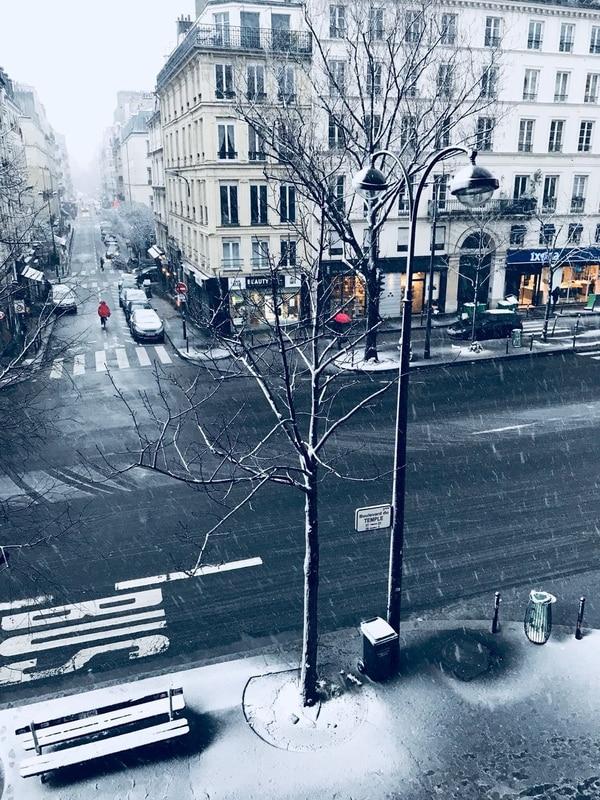 París. Fotografía: Andrea Quesada Méndez