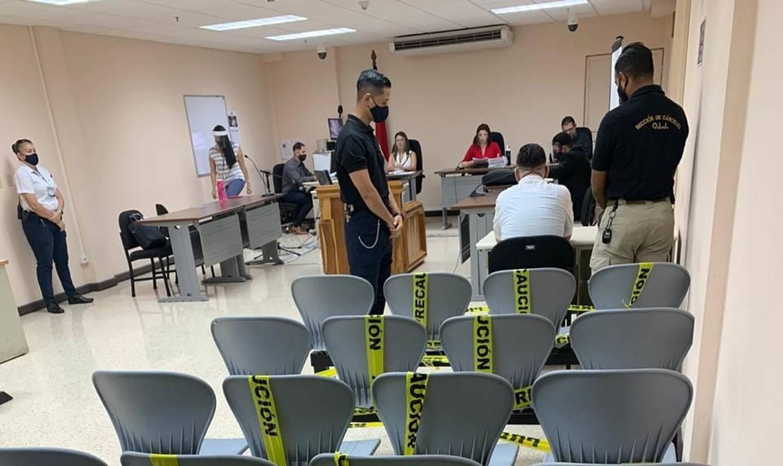 Declaran inocente a hombre de apellido Sancho acusado por homicidio de turista mexicana. Foto Andrés Garita.