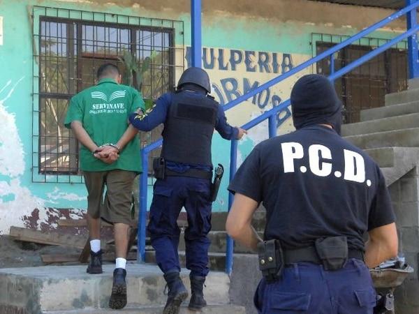 La Policía de Control de Drogas pertenece a Seguridad Pública.   ARCHIVO