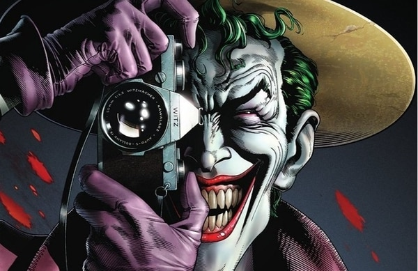 Póster de la película 'Batman: The Killing Joke'.