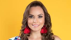 Señora Costa Rica, Jennifer Miranda, viaja a Sudáfrica este jueves para certamen internacional