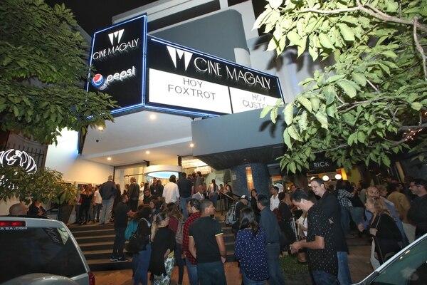 18-09-2018 / Premier película Cascos Indomables en Cine Magali en San José / fotografía: John Durán