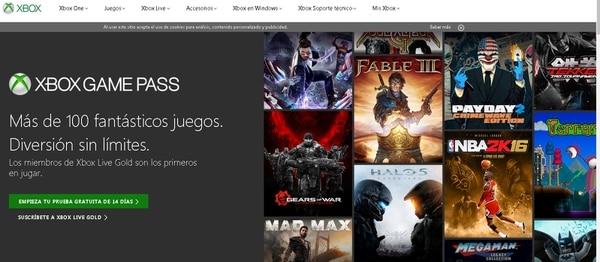 En el sitio de la consola Xbox ya se ofrece información sobre este nuevo servicio de suscripción.