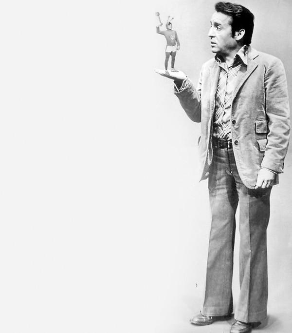Roberto Gómez Bolaños creó al Chapulín Colorado en 1971. | ARCHIVO/EL UNIVERSAL-GDA