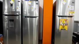 Venta de refrigeradoras ahorrativas será obligatoria a partir de marzo