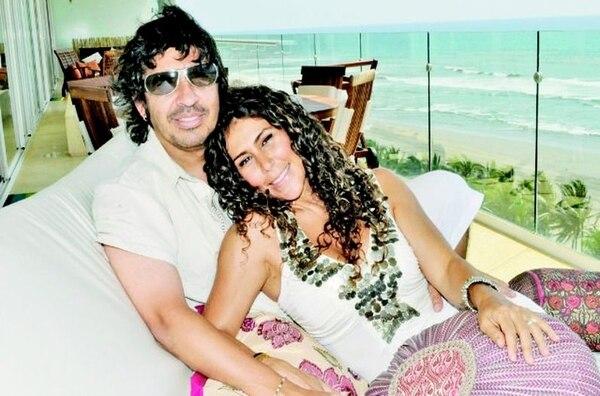 Guillermo del Bosque y Vica Andrade tienen tres hijos.