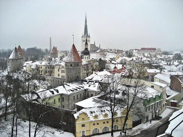 Tallin, capital de Estonia. Fotografía: Jason Medina Gutiérrez