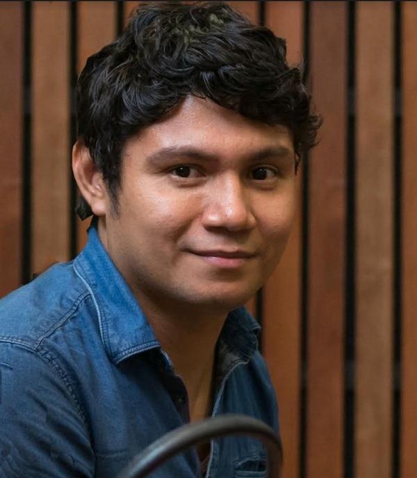 Mario Martz cursa la maestría en Creación Literaria en la Universidad de Texas en El Paso.