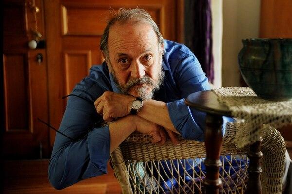 Feliz. Pepe Vásquez siempre había soñado con asumir el papel de Lear, una vez que hubiera alcanzado la madurez como actor. Marcela Bertozzi
